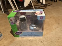 day & night color video baby monitor with 2nd camera in Plainfield, Illinois