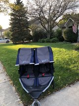 Double BOB jogging stroller in Joliet, Illinois