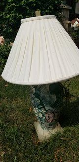 Floral Table Lamp in Oswego, Illinois