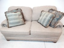 Traditional Love seat by Mayo Furniture in League City, Texas