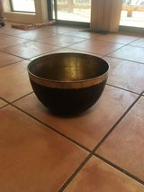 Solid Brass Bowl in Ruidoso, New Mexico