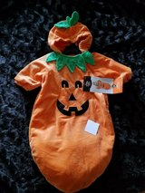 New Baby Pumpkin Costume in Ramstein, Germany