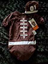 New Halloween Infant Football Costume in Ramstein, Germany