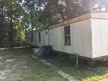 House trailer in Fort Polk, Louisiana