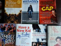 Lot of Books on Teens in Conroe, Texas