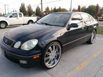 2001 Lexus GS 300 with 22s LOW MILES in Tacoma, Washington