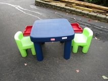 LITTLE TIKES TABLE AND CHAIRS in New Lenox, Illinois