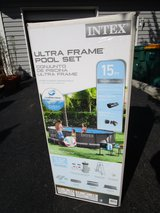 INTEX SWIMMING POOL in Aurora, Illinois