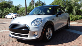 2016 MINI 4 Door, Automatic, Navi, Sunroof, Leather, 1 Owner, like NEW! in Stuttgart, GE