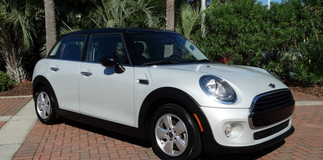 2016 MINI 4 Door, Automatic, Navi, Sunroof, Leather, 1 Owner, like NEW! in Hohenfels, Germany