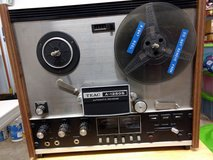 Reel-to-Reel tape deck and tapes in Eglin AFB, Florida