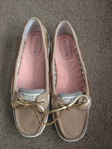 Sperry Top Sider Boat Shoes 7.5 M in Alamogordo, New Mexico