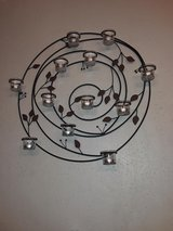 SALE, SALE, SALE! Wrought Iron Tea Light Wall Hanging in Fort Sam Houston, Texas