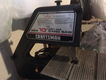 "10"" Direct Drive Craftsman Band Saw in Tinley Park, Illinois"