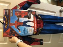 Spider-Man costume in Fort Bliss, Texas