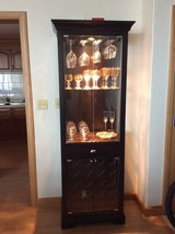 Thomasville Wine and glass cabinet in Camp Humphreys, South Korea