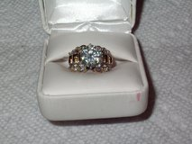 PERFECT FOR ENGAGEMENT 4.44 CTTW DIAMOND ENGAGEMENT RING in Fort Bliss, Texas