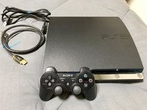 SONY PS3 with controller and HDMI cable in Okinawa, Japan