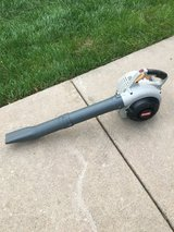 RYOBI GAS HAND HELD BLOWER READY TO WORK in Yorkville, Illinois