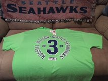RUSSELL WILSON #3 NFL Team Apparel Neon (Men's 2XL) T-Shirt *** NEW with TAGS *** in Fort Lewis, Washington