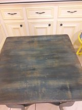 antique accent/entry table refurbished shabby chic in Conroe, Texas