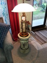 Lamp & table in Conroe, Texas