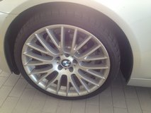 "BMW 20"" 5 series wheels in Camp Humphreys, South Korea"