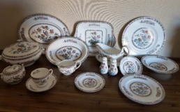 8 Piece Fine Bone China Set -  Nbr 67/68/69 in Lakenheath, UK