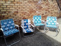 4 Low Seating Lawn Chairs - Nbr 66 in Lakenheath, UK