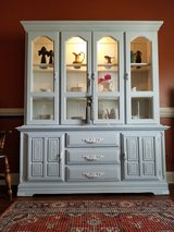 refurbished China cabinet in Perry, Georgia