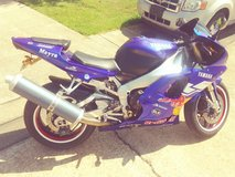 2001 yamaha YZF-R1 in DeRidder, Louisiana