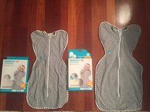 Swaddle Up Sleepsuit Size small in Naperville, Illinois