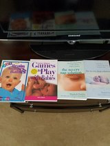 Baby development books(4) in Vacaville, California