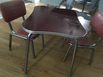 ~~Children's table & chairs from the 1950's in Naperville, Illinois