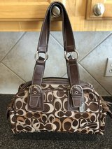 Gorgeous Coach Satchal purse in Spring, Texas