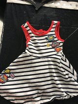 "12 month ""superhero"" dress never worn in Chicago, Illinois"