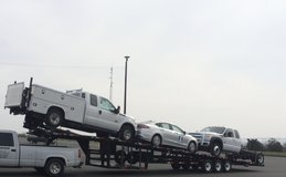 4 car Auto Transport Trailer - 53 Foot wedge in Vacaville, California