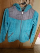 North Face osito hooded sweater girls in Naperville, Illinois