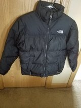 The North Face down coat 600 boys in Chicago, Illinois