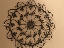 Metal Wall Art (2 Available) 1 Sold in Westmont, Illinois