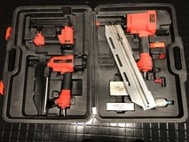 Nail gun set - Moving sale must sell in Houston, Texas