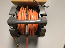Air hose reel and accessories in Kingwood, Texas