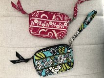 Set of 2 Vera Bradley wristlets in The Woodlands, Texas