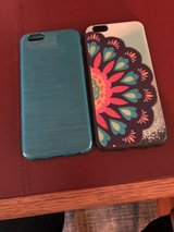 Two I-Phone 6 Cases in Batavia, Illinois