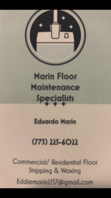 Residential and commercial floor maintenance in Tinley Park, Illinois
