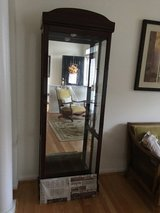 Furniture - Lighted Curio Cabinet in Quantico, Virginia