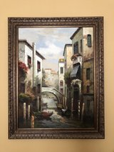 Absolutely gorgeous Tuscan oil painting. in Kingwood, Texas