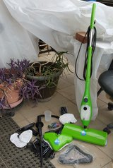 H2O X 5 Steam Mop 13 piece set in Yucca Valley, California
