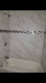 tile showers,bathrooms,kitchen floors in Yorkville, Illinois
