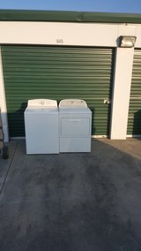 washer & dryer (free delivery)credit card accepted in Camp Lejeune, North Carolina